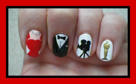 Academy Award winning nails