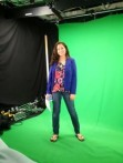 kristin green screen