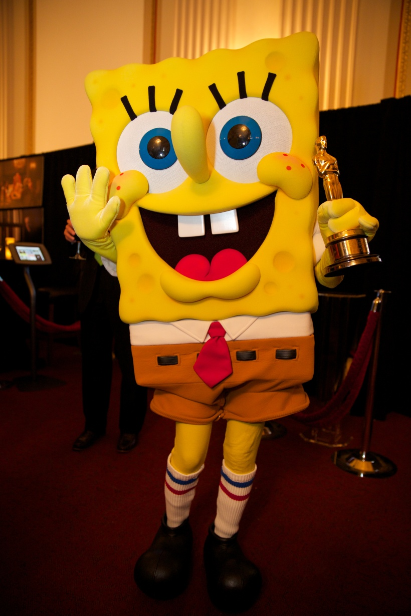 SpongeBob-Oscar