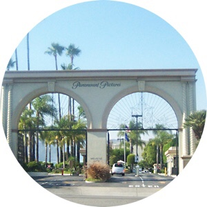 Paramount Studios - Kristin Cruz