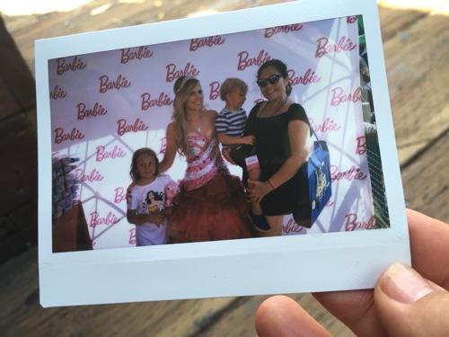 Barbie Cruzin California
